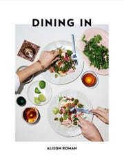"Alison Roman's book ""Dining In"" includes fish recipes."