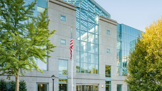 7 Sylvan Way is one of nine Parsippany office buildings acquired in a landmark deal by Onyx Equity from Mack-Cali. Onyx acquired 10 total buildings in Morris County, totaling 1.5 million square feet of office space. Sept. 16, 2020
