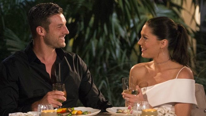 Reno's Garrett Yrigoyen and Becca Kufrin are engaged after both appeared on The Bachelorette.