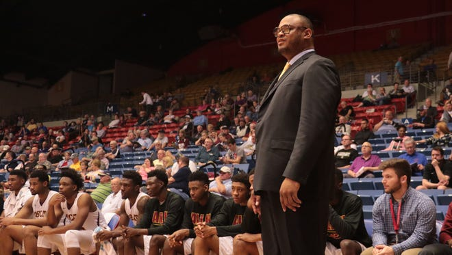 Rahim Lockhart will be Ole Miss' new assistant coach. He was formerly the head coach at Jones County Junior College, leading to the team to the national tournament.