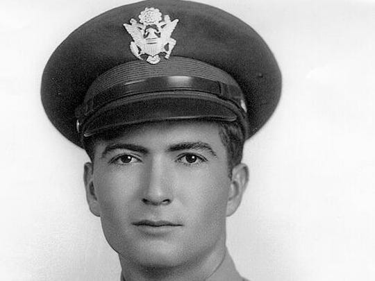 1st Lt. Jack Mathis of San Angelo died in WWII. The local airfield is named for him.