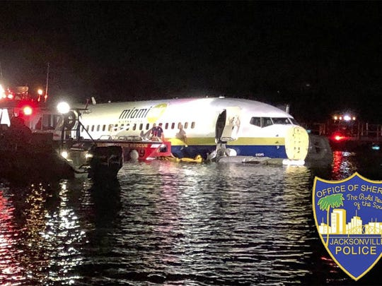 """Capt. Michael Connor said the crash could have been much worse.  """"We could be talking about a different story this evening."""""""