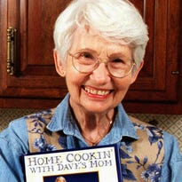 Colbert, others react to death of David Letterman's mother, Dorothy Mengering