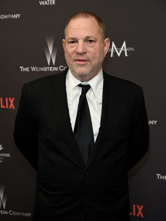 AP CORRECTION HARVEY WEINSTEIN SEXUAL HARASSMENT A ENT FILE USA CA
