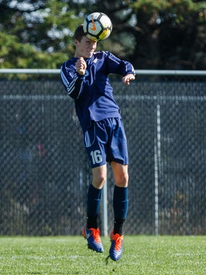 Brookfield East senior Matt Kohler has helped the Spartans claim a spot in the Division 2 state poll.