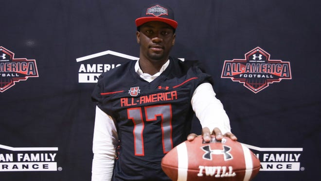 Lowell Narcisse committed to LSU again on Monday.