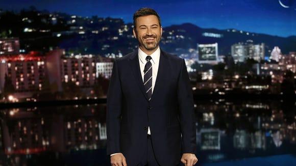 ABC late-night host Jimmy Kimmel and Alabama Senate