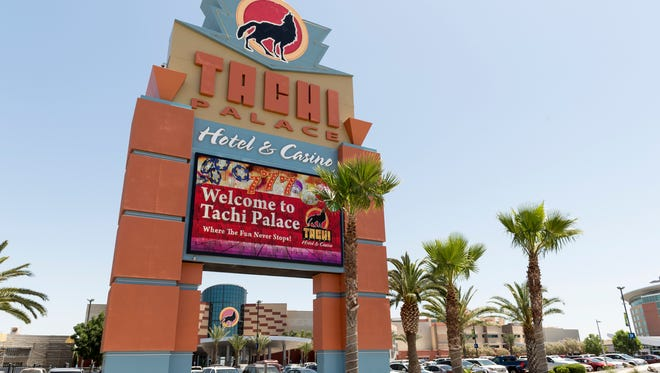 Tachi Palace Hotel & Casino in Lemoore, Calif.