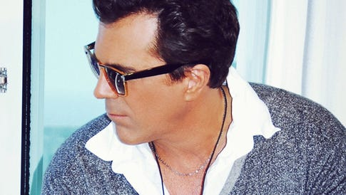 Singer Carman will perform at Parkway Church on Thursday, Oct. 2.