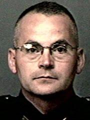 Louisville Metro Police Det. Darrell Hyche