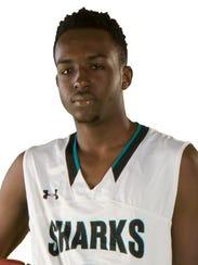 Cardin Joubert, Gulf Coast High School basketball