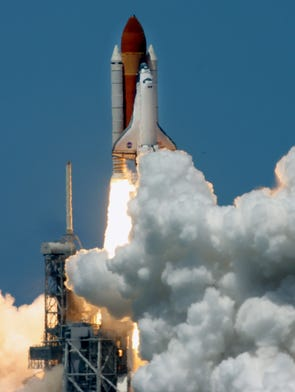 space shuttle launch july 4 2006 - photo #17