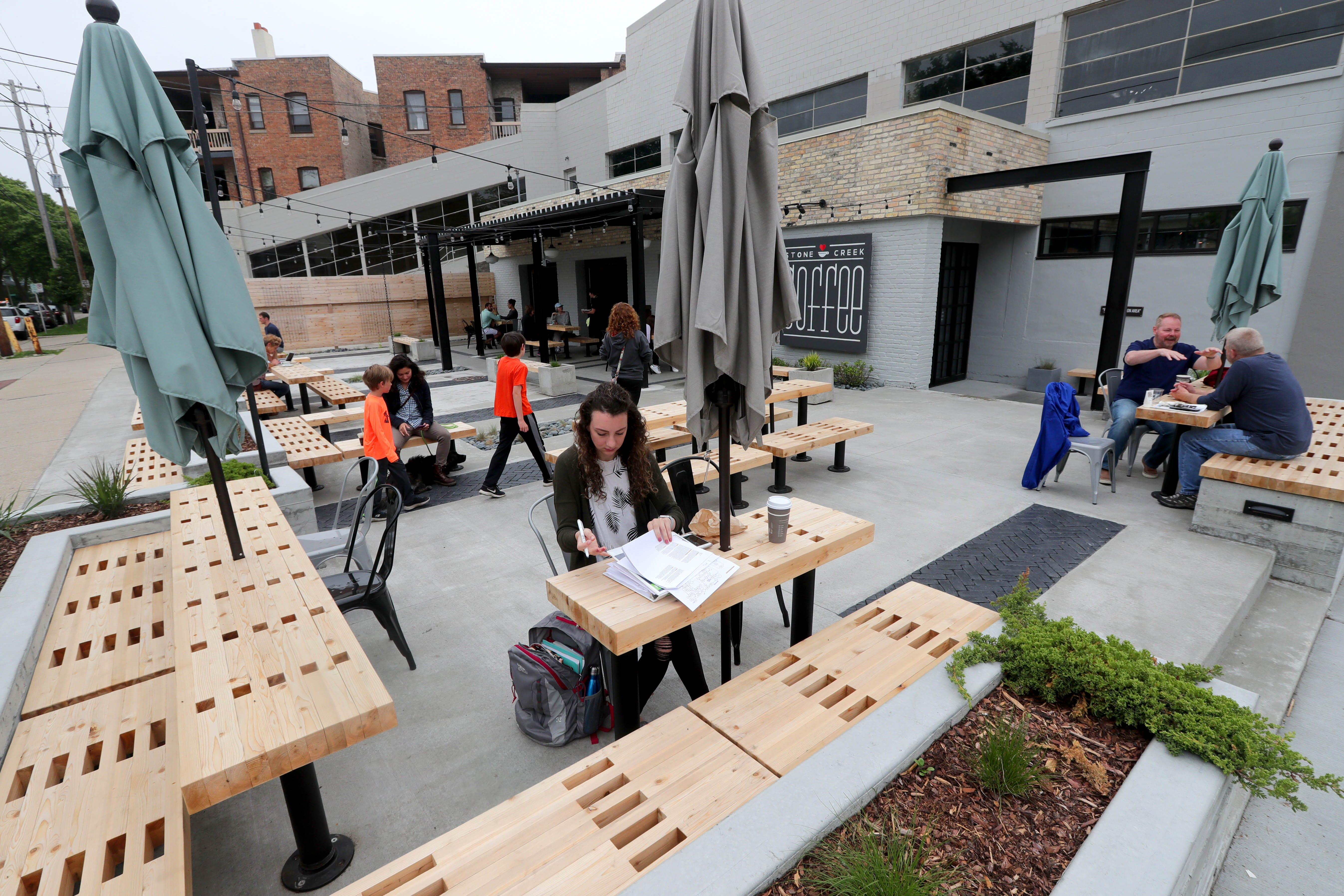 Dining Patios Proliferate Around Milwaukee; A Look At Some New Ones For 2018