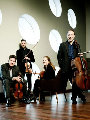 The St. Lawrence String Quartet was founded in Toronto in 1989.