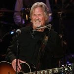 Kris Kristofferson over the years