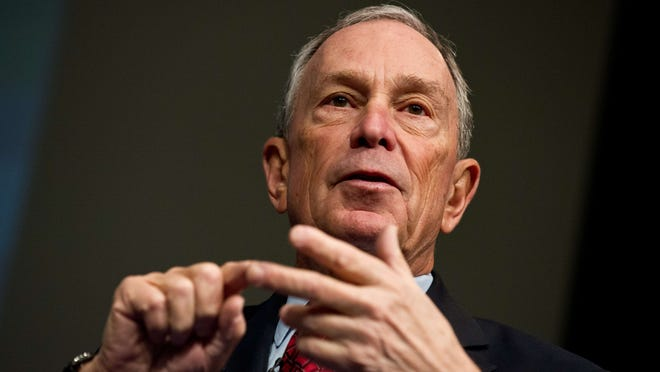 Michael Bloomberg