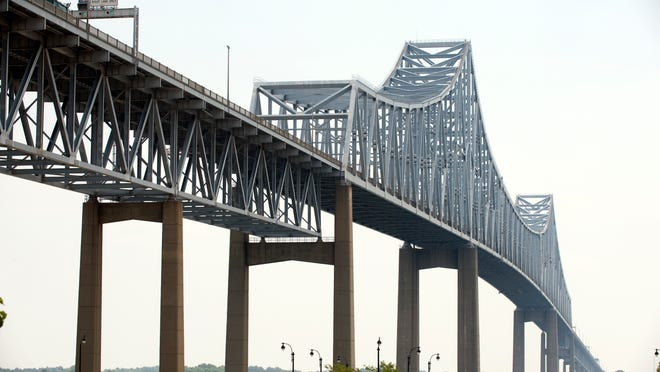The Commodore Barry Bridge