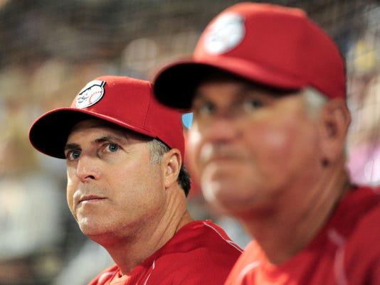MLB: Cincinnati Reds at Texas Rangers