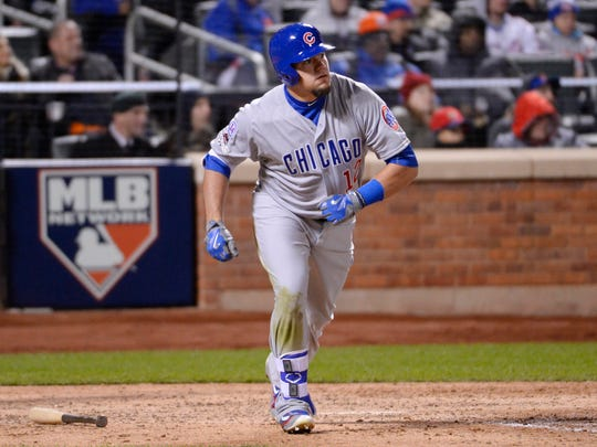 With 5 home runs this postseason, Kyle Schwarber already is the franchise leader in playoff homers.