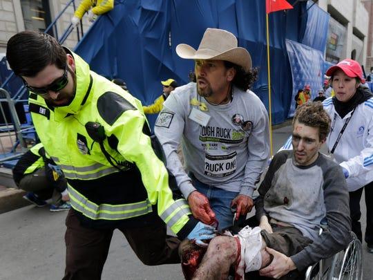 Boston Marathon bombing