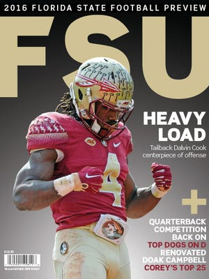 2016 Florida State Football Preview Magazine