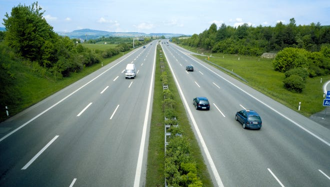 Do you think it should be against the law to drive in the left lane in light traffic?