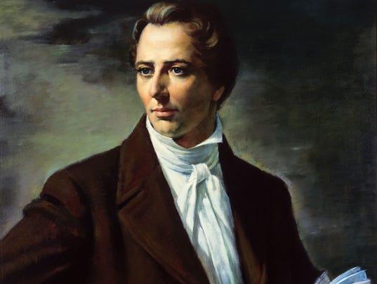 Mormon Joseph Smith