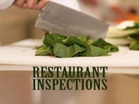 Restaurant inspections: Critical violations found in July