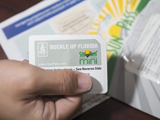 On May 31, Escambia County will begin using the SunPass