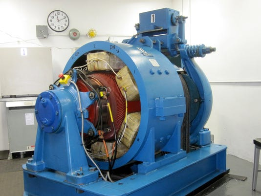 Secondary elevator motor