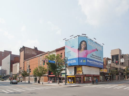 Downtown Rochester area on Landmark Society's new Five to Revive list