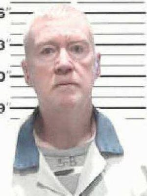 John Mooney, shown in a recent Department of Corrections photo, was released from prison on Monday.
