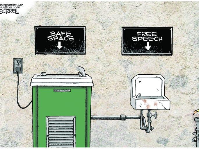 Editorial cartoon Nov. 24