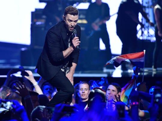 Justin Timberlake will perform at this weekend's Pilgrimage