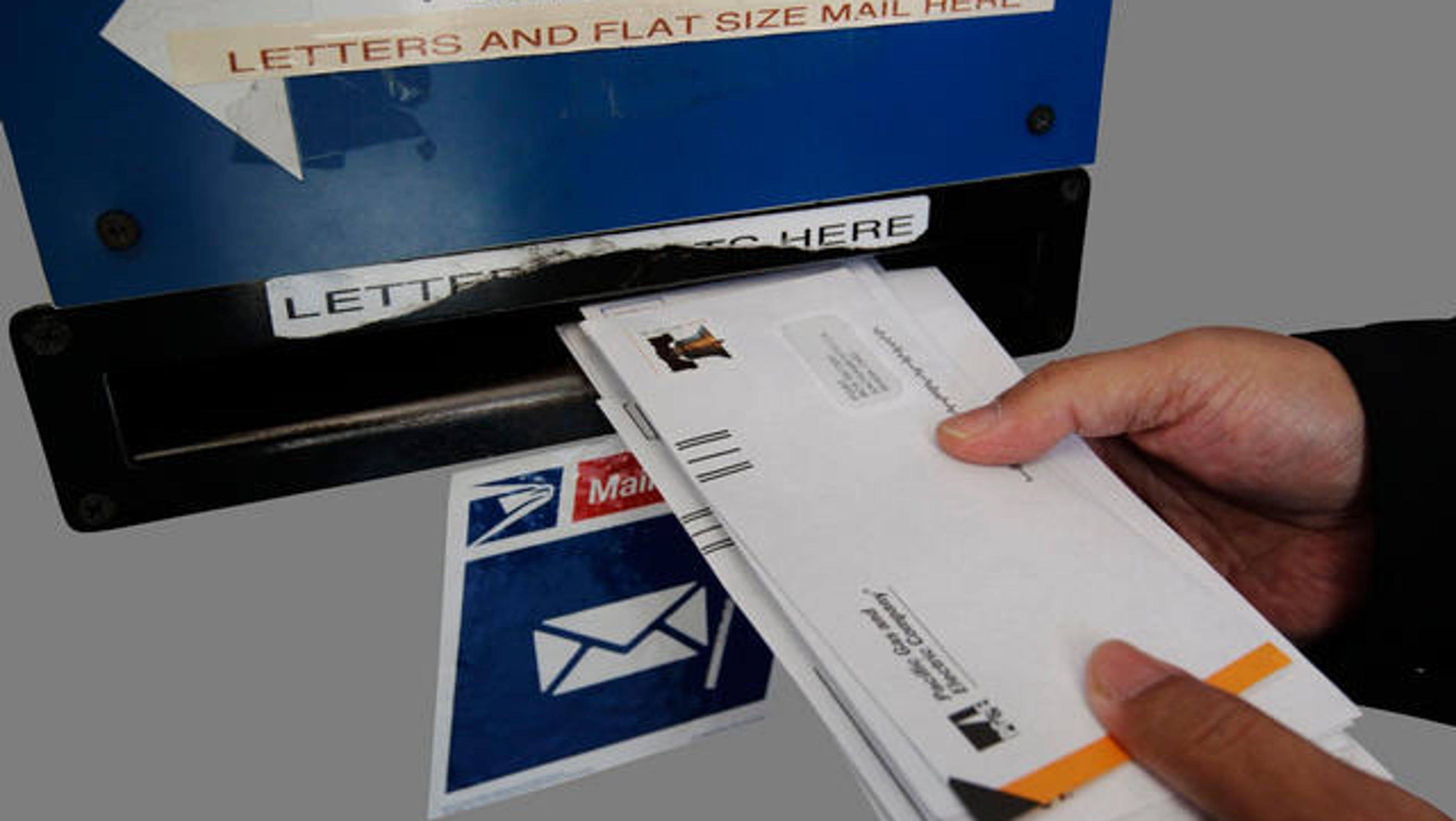 Uspis postal inspector : Ticker chart