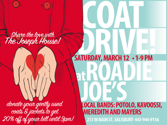 Further coat drive information.