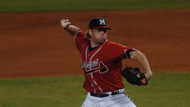 Tommy Hanson threw a no-hitter in 2008 for the Mississippi Braves, still the only no-hitter in the club's history. Hanson, who went on to pitch for five seasons in MLB, died Monday night at age 29.