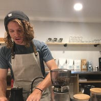 Coffee, tea and curiosity: New Green Bay cafe opens above Brown Co. Library