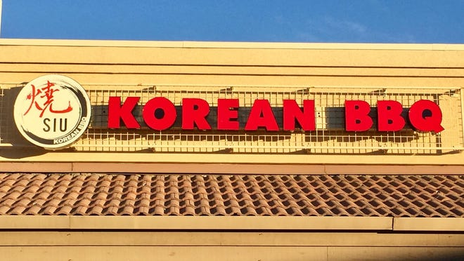 The new Siu Korean BBQ is near CVS Pharmacy in the shopping center at the southeast corner of North McCarran Boulevard and East Prater Way in Sparks.