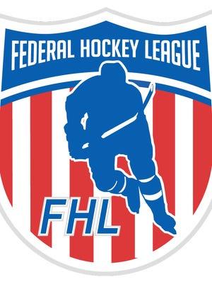 Federal Hockey League logo
