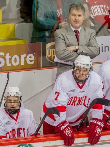Cornell v Clarkson Mens Hockey