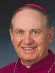 Bishop Richard Pates, Diocese of Des Moines