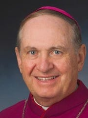 Bishop Richard Pates, Diocese of Des Moines