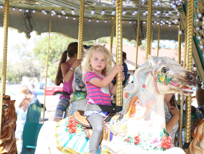 Saturday at the Monterey County Fair