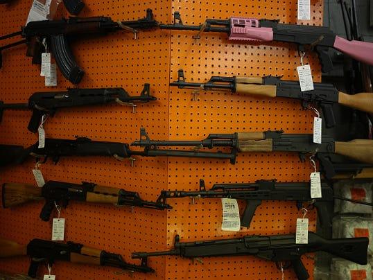 "Inside The Knob Creek Machine Gun Shoot, Billed As The ""World's Largest Machine Gun Shoot and Military Gun Show"""