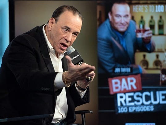 """AOL Build Presents: """"Bar Rescue"""""""