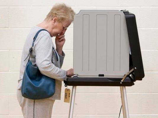 Voting Muncie 2012