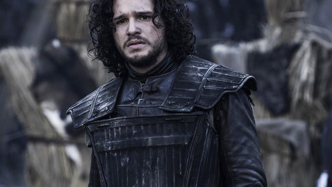"Characters like Jon Snow (played by Kit Harington) would not cross over to future ""Game of Thrones""-related shows on HBO, says creator George R.R. Martin. Five projects are said to be in the works."