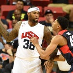 Cousins named to U.S. Olympic team