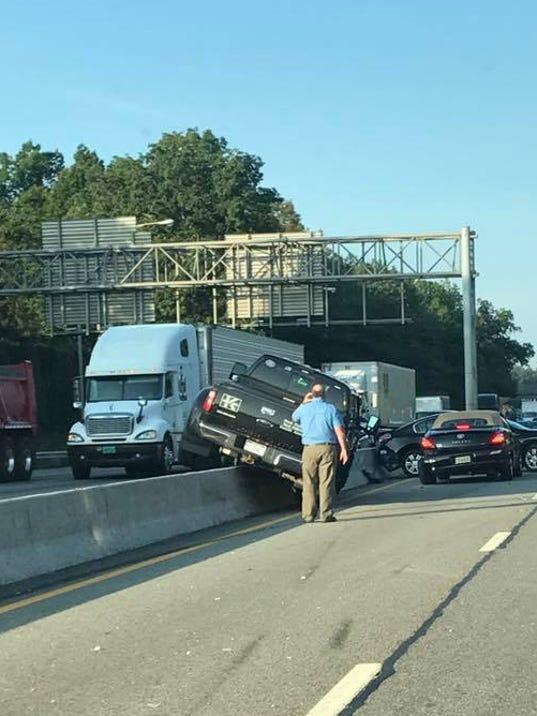 Route 287 crash